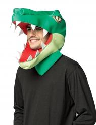 Alligator maske til voksne