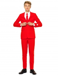 Jakkesæt Mr. Red teenager Opposuits™