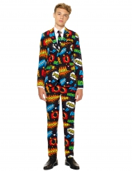 Jakkesæt Mr. Comics teenager Opposuits™