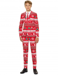 Jakkesæt Mr. Winterwonderland Opposuits™ Jul til teenagere