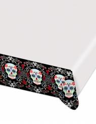 Plastikdug Dia de los Muertos 140 x 260 cm