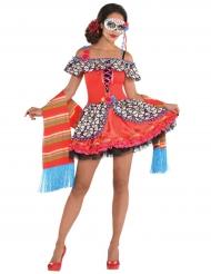 Kostume Dia de los Muertos til kvinder