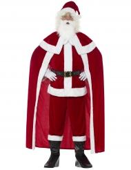 Kostume julemand til voksne luksus