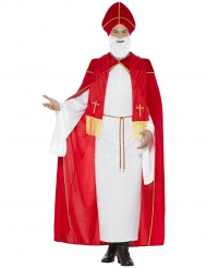 Kostume Saint Nicolas luxe Jul