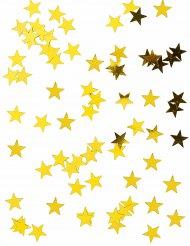 Konfetti guld stjerner 50 gr
