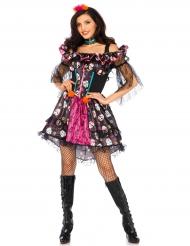 Kostume dukke Dia de los Muertos til kvinder