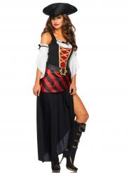 Kostume pirat fra de 7 have til kvinder