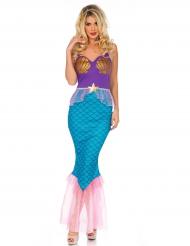 Kostume sexet havfrue til kvinder