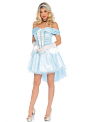 Kostume prinsesse blå til kvinder