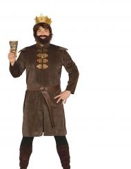 Kostume middelalder konge