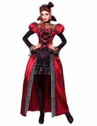 Kostume victoriansk vampyr til kvinder Halloween