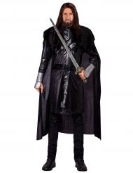 Kostume gotisk ridder til voksne