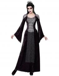 Kostume sober dronning Halloween