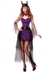 Kostume ond prinsesse til kvinder Halloween