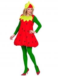 Kostume jordbær til voksne