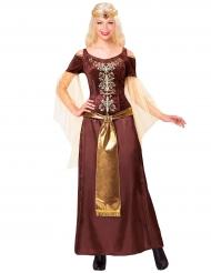 Kostume vikingdronning til kvinder