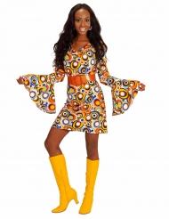 Kostume groovy kjole 70´er stil