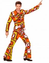 Kostume groovy 70´er mand
