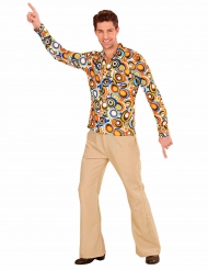 Skjorte groovy 70´erne til mænd