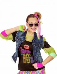 Neon 80´er kit til piger