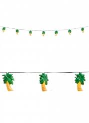 Guirlande lysende palme 250 cm