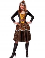 Kostume barok prinsesse steampunk