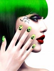 Halloween negle - Kirkegår