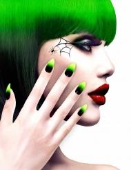 Selvklæbende falske negle til Halloween