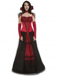 Vampyr Kostume Halloween Frøken til kvinder