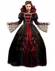 Halloween Barok Vampyr Luksus Kvinde