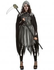 Manden med Leen Halloween Kostume til kvinder