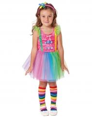 Kostume slik klovn til børn