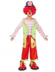 Kostume rodeoklovn til børn