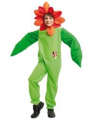 Kostume blomst med mariehøne til børn