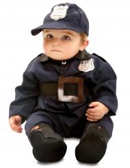 Kostume politimand til babyer