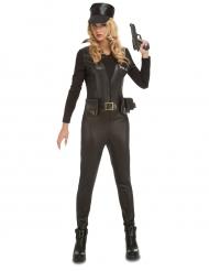 Kostume heldragt SWAT sexet til kvinder