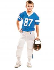 Kostume football player til børn