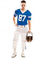 Kostume Amerikansk football player