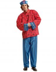 Kostume kinesisk rødt til mænd