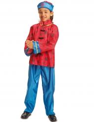Kostume kinesisk rødt til drenge