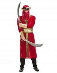 Kostume arabisk kriger til mænd