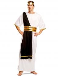 Kostume romersk mand i sort og hvidt