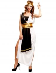 Kostume romersk guidinde sort og hvid