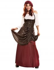 Kromuter - Middelalderkostume til kvinder