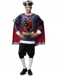 Kostume konge de luxe til mænd