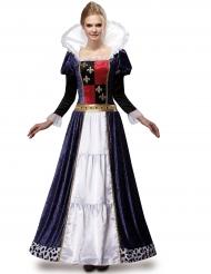 Kostume dronning de luxe til kvinder