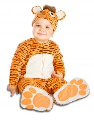 Kostume lille tiger med sut luksus til babyer