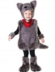 Kostume ulv til drenge