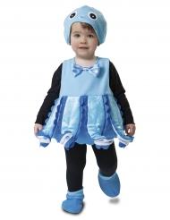 Kostume lille blæksprutte til babyer