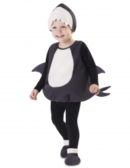 Kostume lille haj til babyer